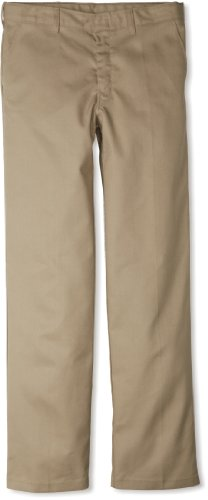 Dickies Boys 8-20 Flex Waist Flat Front Pant - School Uniform