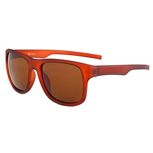 6e7fff01de7 SUNGAIT Vintage Polarized Sunglasses for Men Women