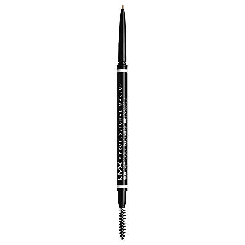 NYX PROFESSIONAL MAKEUP Micro Brow Pencil, Eyebrow Pencil, Blonde