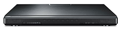 Yamaha SRT-1000 TV Surround Sound System with Dual Built-In Subwoofers