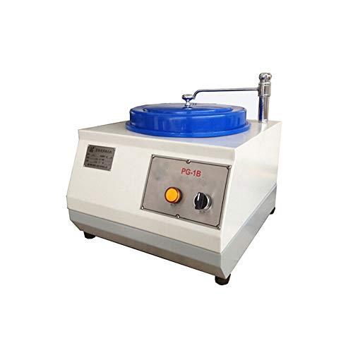JIAWANSHUN Metallographic Sample Grinder Polishing Machine Burnisher for Metallurgical Specimen Grinding Tool 2000w 230mm