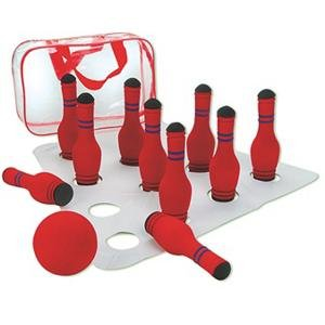 Junior Foam Bowling Set
