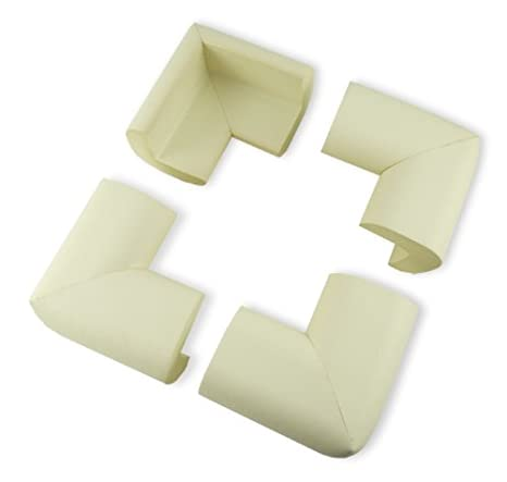 4X BABY SAFETY CORNER PROTECTION DESK TABLE EDGE COVERS PROTECTOR SAFE FOR CHILD