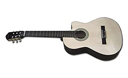 Memphis 951CN - Guitarra Clásica Cutaway, color Natural