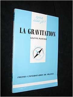 Livre gratuits en ligne La Gravitation pdf