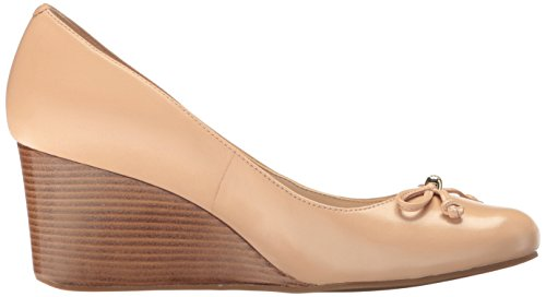 Women's Nude Elsie Wedge 65mmii Haan LCE Pump Cole WDG Leather fpxBq5A