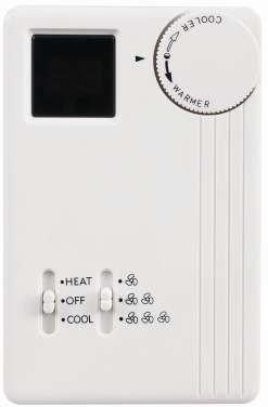 [해외]강림 아날로그 벽 온도 조절기 - ACTH/Advent Analog Wall Thermostat - ACTH