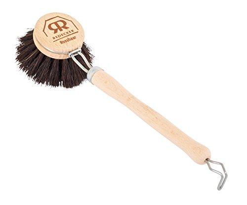 Redecker Soft Horsehair Bristle Dish Brush 2