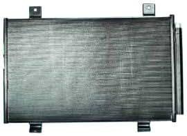 TYC 3684 Toyota Highlander Parallel Flow Replacement Condenser