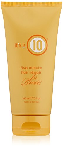 It's a 10 Haircare Five Minute Hair Repair for Blondes, 5 fl. oz.