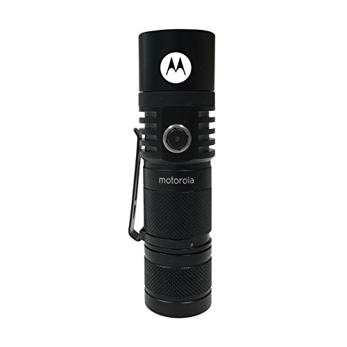 Motorola ReLED Rechargeable & Lightweight Flashlight