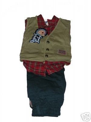 1b68275fd67d Toddler Boys Clothes Baby Clothing 18 24 Months Bundle  Amazon.co.uk ...