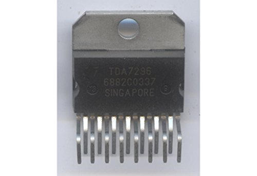 TDA7296 DMOS Audio Amplifier with Mute/ST-by