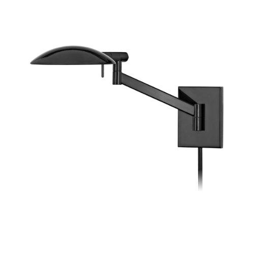 Sonneman 7085-62 One Light Swing Arm Wall Lamp, (Contemporary Sonneman Perch)