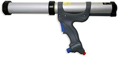 Weicon 13250009 - Pistola de cartucho de aire comprimido (fácil procesamiento de cartuchos de 310 ml)