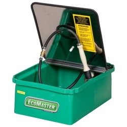 EcoMaster Heated Bench Top Washer tool & industrial by Fountain Industries