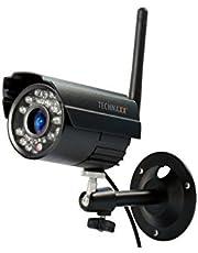 Sparen Sie bei Technaxx Zusatzkamera für TX-28 Easy Überwachung Kamera Set inkl. CMOS Sensor & PIR Bewegungssensor und mehr