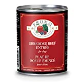 Fromm's Four Star Canned Dog Food – Shredded Beef Entree (12/13oz cans), My Pet Supplies
