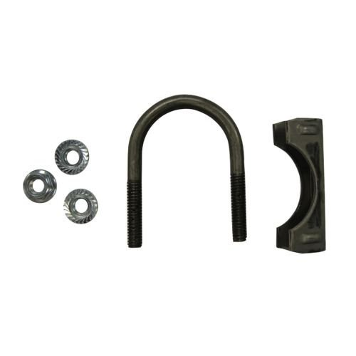 Exhaust Muffler Clamp Farm Tractor Auto Fits 1-1/2