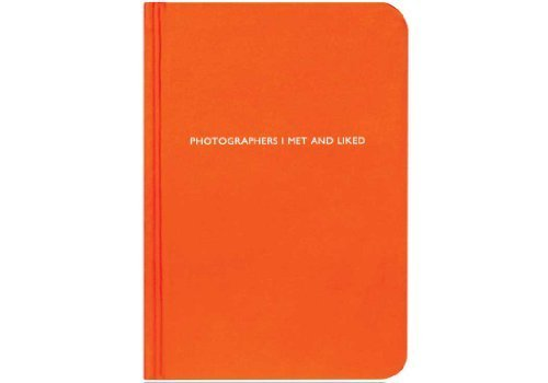 Photographers I met and Liked, a