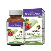 New Chapter Perfect Prenatal, Packaging May Vary