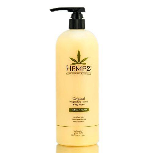Hempz Lotion Original Invigorating Herbal Body Wash (33.8...