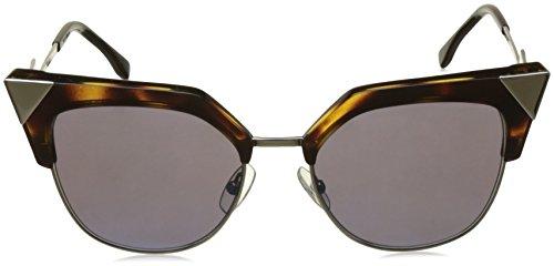 Pld Marrón FF Blue Grey Sky Speckled 0149 Sonnenbrille S Fendi Havana wSZYIOq