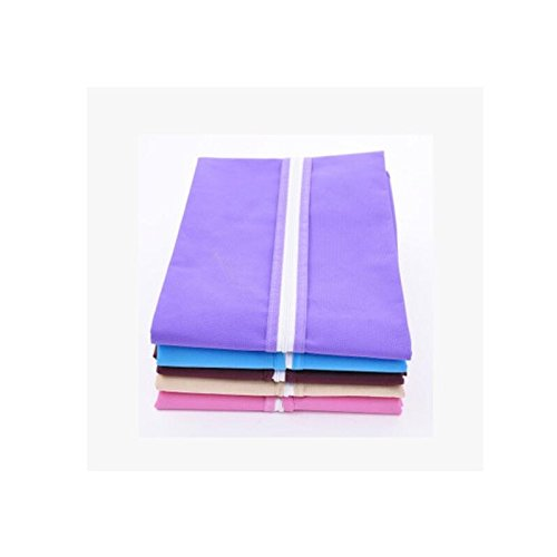 Purple Transparent Dustproof yushangtong Dust Cover Coat Suit Bag Bag Dress Clothes Cover au 5nvv7