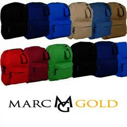 "Price comparison product image Marc Gold - Marc Gold 17"" School Backpack (1 pack of 24 items)"