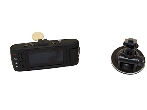 Car Dashboard 720p Action Dual Cam IR DVR - Record Exhilarat