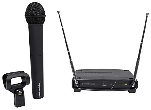 Audio Technica ATW-902a Wireless Handheld Microphone Mic 4 Church Sound Systems