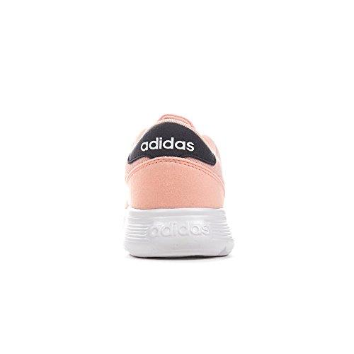 adidas Lite Racer K, Zapatillas de Gimnasia Unisex Niños Rosa (Corneb / Ftwbla / Carbon 000)