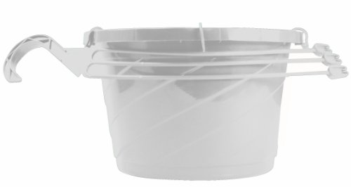 Akro Mils HSI10008A10 Hanging Basket 10 Inch