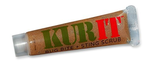 KURIT Insect Bug Bite & Sting Treatment Scrub