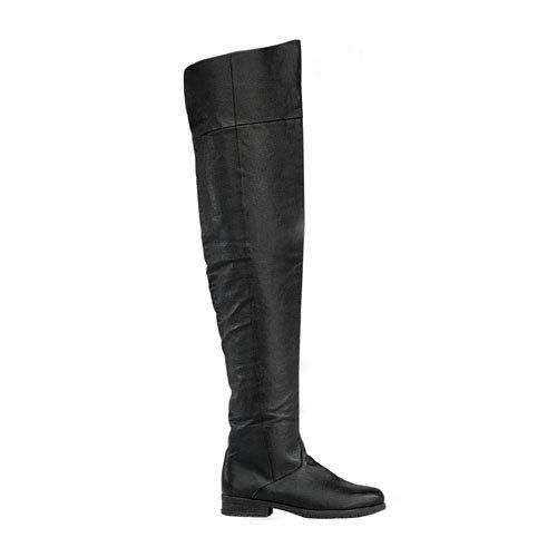 Pleaser Maverick-8824 - sexy piel botas zapatos de tacón alto mujer - 40-48, US-Damen:EU-43 / US-12 / UK-9