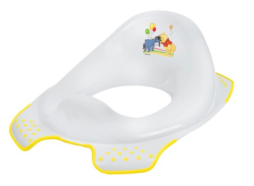 Disney Winnie the Pooh Toilet Training Seat (White)