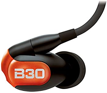Westone B30 Three-Driver True-Fit Earphones with High-Definition MMCX