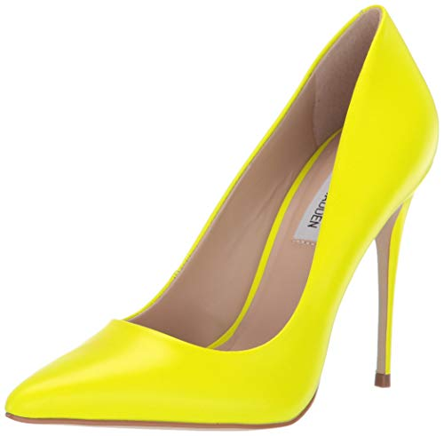 - Steve Madden Women's Daisie Pump, Lime, 8.5 M US