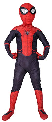 with Spiderman Costumes design