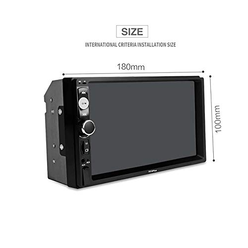 XIAOYUB Bluetooth Hand-Free Reversal Priority for New 7-inch Enhanced HD MP5 Player by XIAOYUB (Image #4)