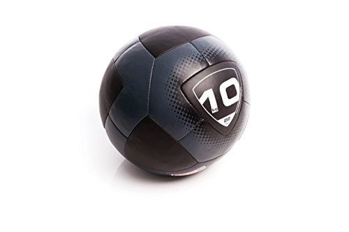 Escape Fitness USA VERTBALL Medicine Ball, Black 10kg/22lbs