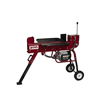 Boss Industrial ED10T20 10-Ton Electric Log Splitter