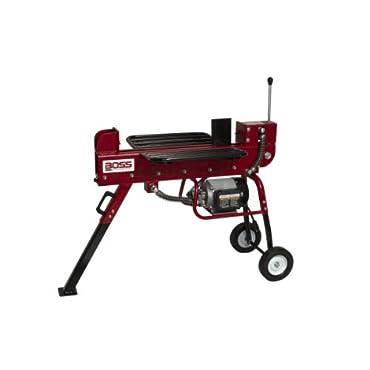 Boss Industrial ED10T20 10-Ton Electric Log Splitter