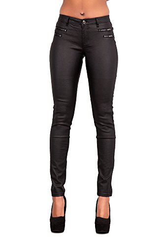 4 Jeans With Donna Black Zips Lustychic zIv0q