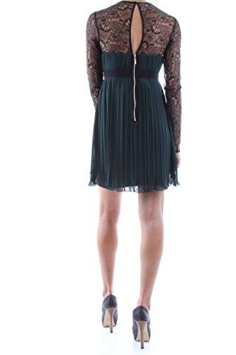 Donna vestito Abito sexy verde pizzo Mangano party cerimonia TG40 elegante vestito xYTqtCwf74