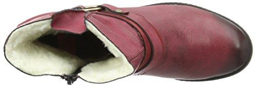 Rieker Y6762 - Botas Mujer Rojo (wine/wine / 35)