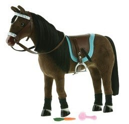 Bay, 10-inch Horse