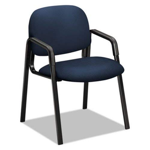 HON Solutions Seating 4000 Series Leg Base Guest Chair, Navy - Seating Hon Solutions