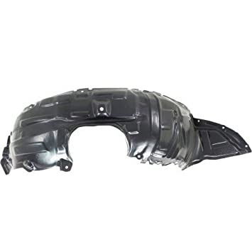 Garage-Pro Fender Liner for SUBARU LEGACY 10-14 FRONT RH w//Insulation