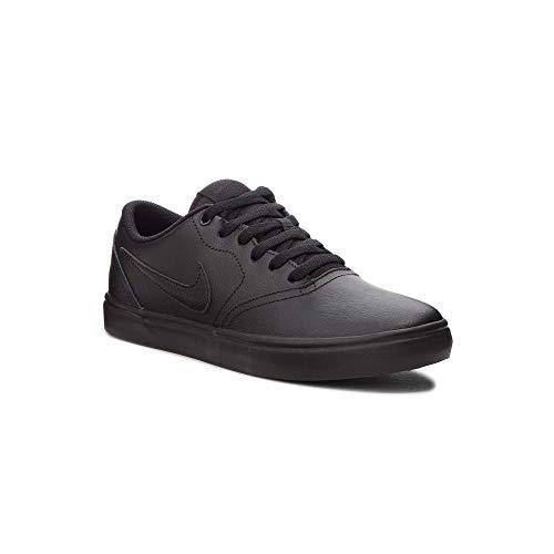 Nike Solar Basses Sneakers Noir Homme Black Black SB Black Check 009 rp7px